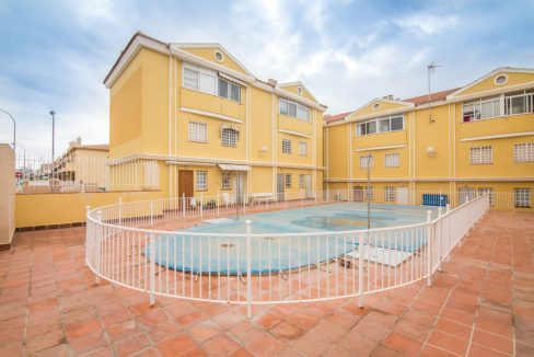 3 Bedrooms Townhouse with Swimming Pool and Parking For Sale in Santa Pola (37)