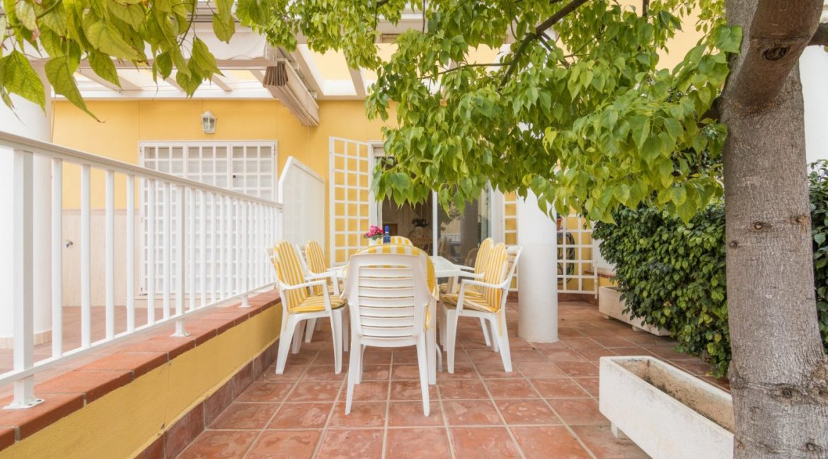 3 Bedrooms Townhouse with Swimming Pool and Parking For Sale in Santa Pola (5)