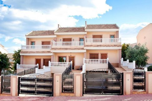 3 Bedrooms Townhouse.For Sale in Los Altos- Torrevieja with Solarium and Swimming Pooljpg (18)