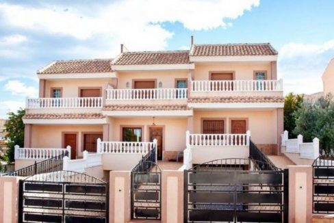 3 Bedrooms Townhouse.For Sale in Los Altos- Torrevieja with Solarium and Swimming Pooljpg (19)