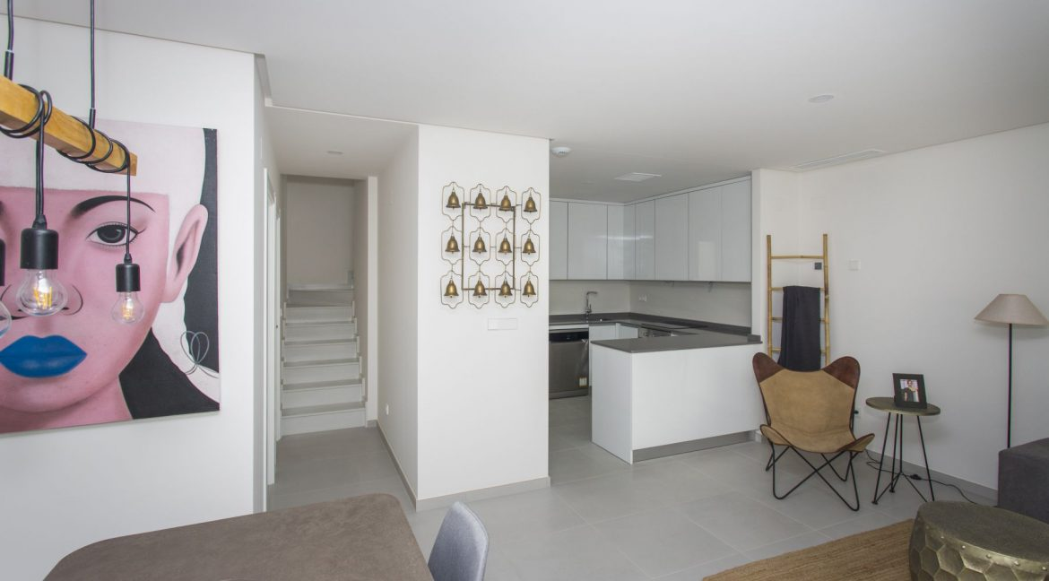 3 Bedrooms Townhouses with Solarium and Communal Pool in Torrevieja (21)
