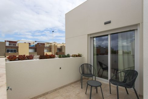 3 Bedrooms Townhouses with Solarium and Communal Pool in Torrevieja (6)