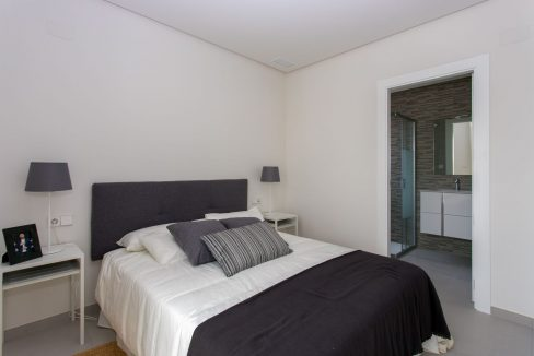 3 Bedrooms Townhouses with Solarium and Communal Pool in Torrevieja (9)