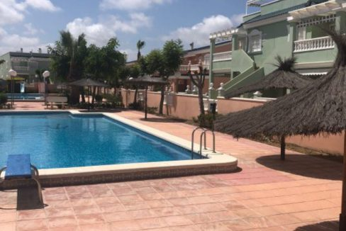 3 Bedrooms Villa For Sale With Private Garden And Large Bathroom En-Suite In Gran Alacant (3)