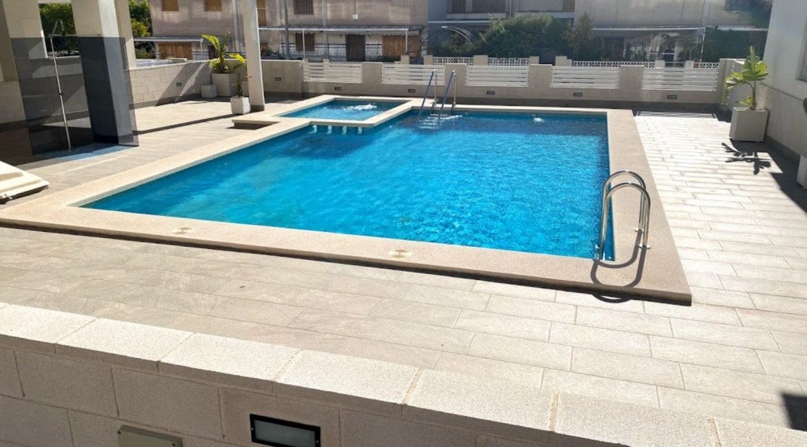 New Build Ground Floor 3 Bedrooms Apartment With Sea View In Santa Pola (18)