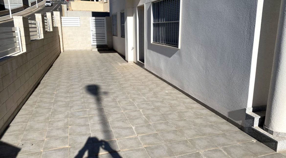 New Build Ground Floor 3 Bedrooms Apartment With Sea View In Santa Pola (3)