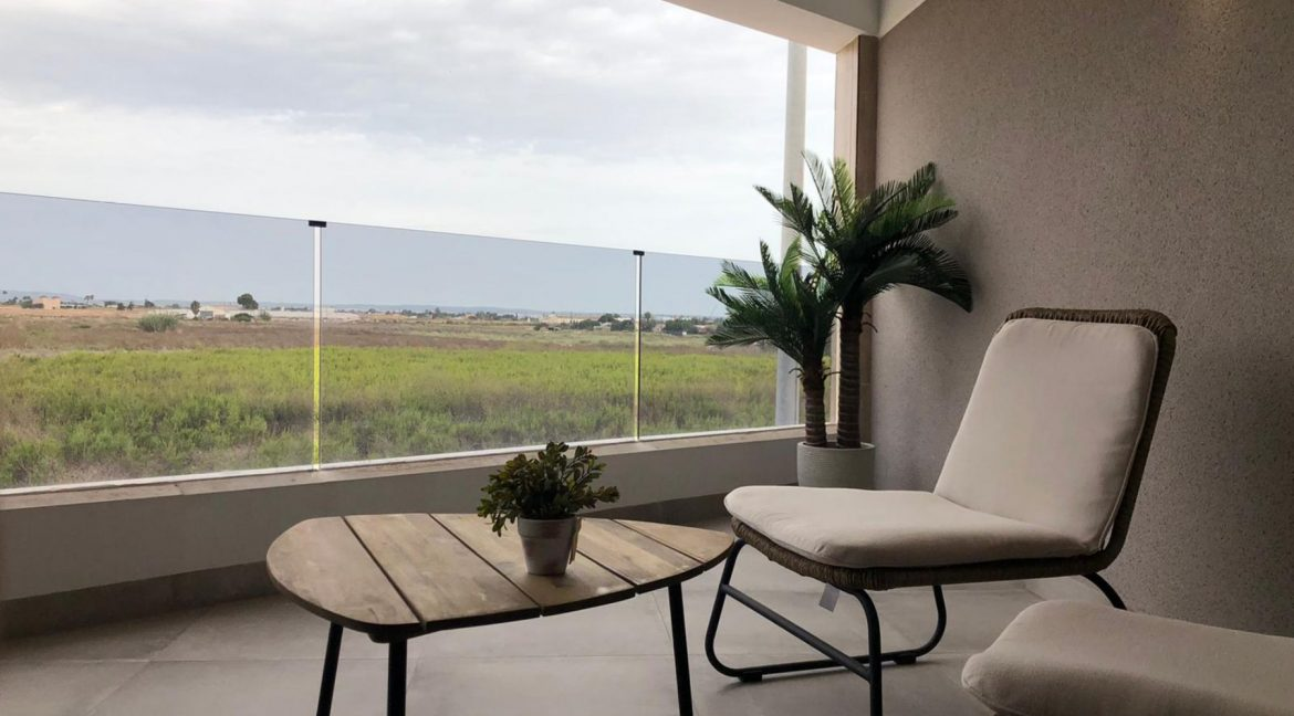 New Build Modern 2 Bedrooms Apartments with Garden or Solarium in San Javier (2)