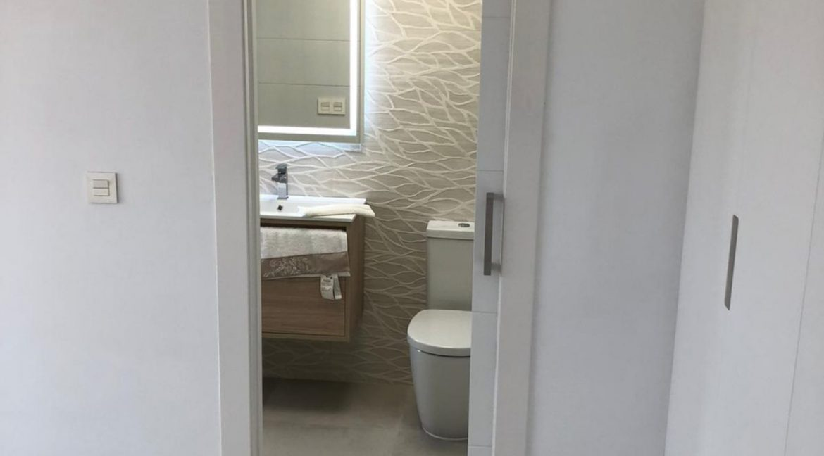 New Build Modern 2 Bedrooms Apartments with Garden or Solarium in San Javier (3)