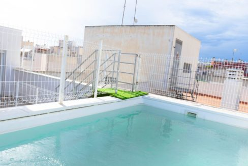 2 Bedrooms and 2 Bathrooms Apartments For Sale in Playa del Cura - Torrevieja