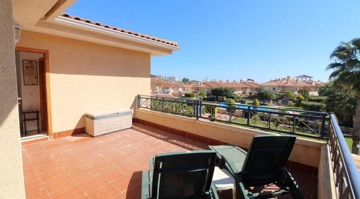 3 Bedrooms Townhouse For Sale in Santa Pola - Gran Alacant (17)