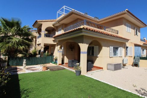 3 Bedrooms Townhouse For Sale in Santa Pola - Gran Alacant (2)
