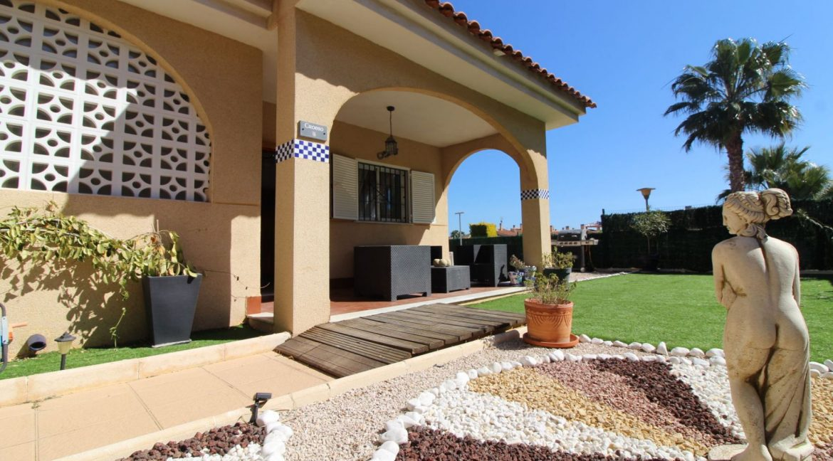 3 Bedrooms Townhouse For Sale in Santa Pola - Gran Alacant (4)