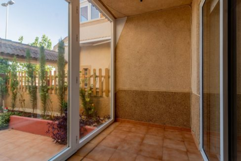 3 Bedrooms Townhouse For Sale with Private Garage and Patio in Bigastro