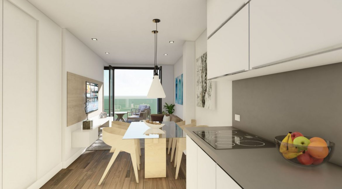 New Build 2 Bedrooms Apartments For Sale in Torrevieja - 300 m from Playa del Cura (6)