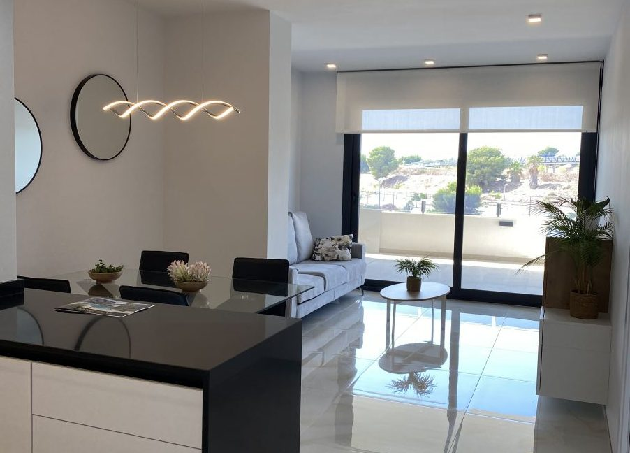 New Build 2 and 3 Bedrooms Apartments For Sale in Orihuela Costa - Swimming Pool with Area For Children (17)