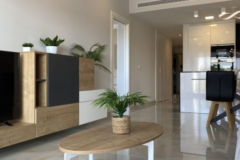 New Build 2 and 3 Bedrooms Apartments For Sale in Orihuela Costa - Swimming Pool with Area For Children