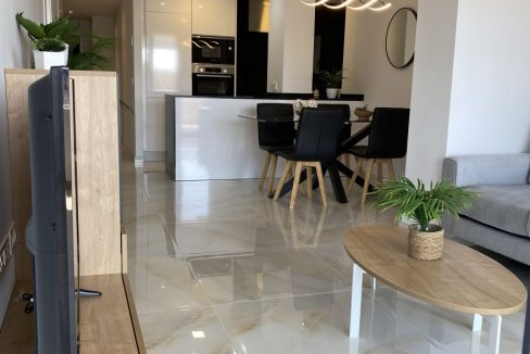 New Build 2 and 3 Bedrooms Apartments For Sale in Orihuela Costa - Swimming Pool with Area For Children (19)