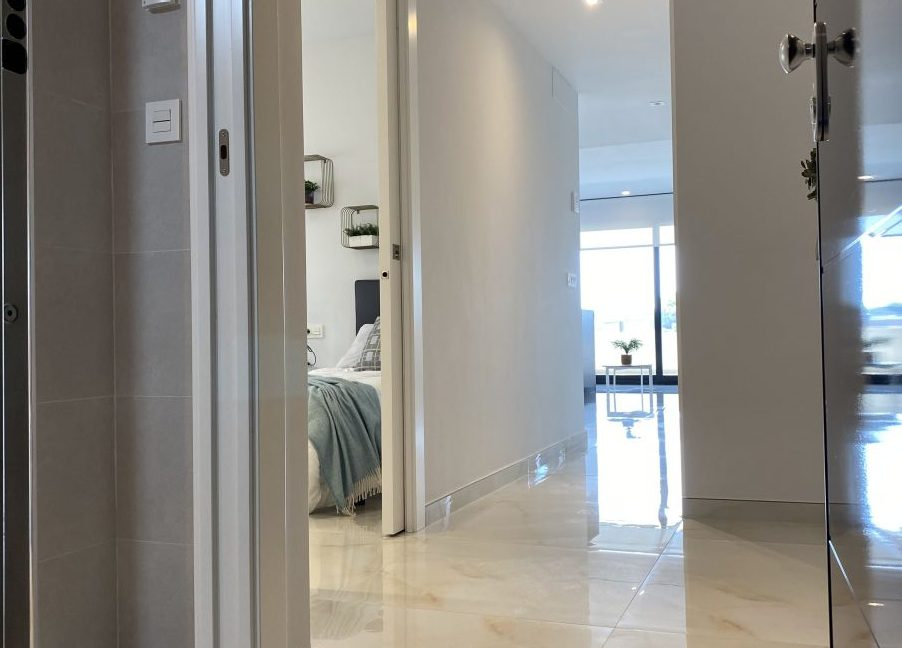 New Build 2 and 3 Bedrooms Apartments For Sale in Orihuela Costa - Swimming Pool with Area For Children (9)