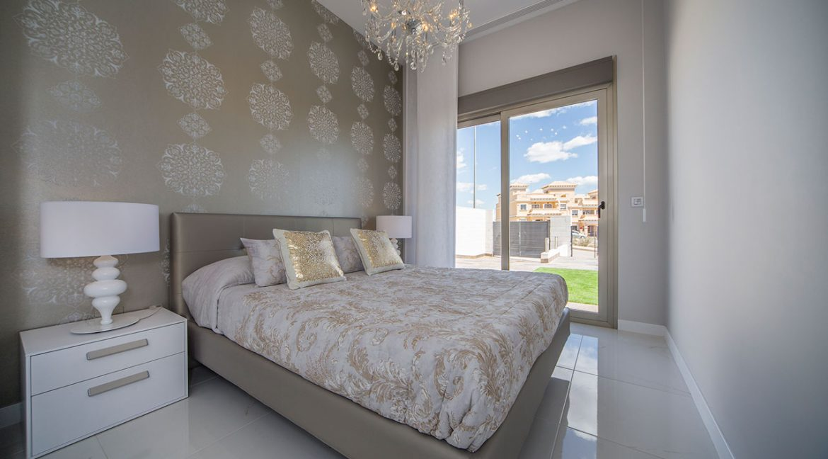 New Build 3 Bedrooms Villas with Swimming Pool For Sale in Orihuela Costa (5)