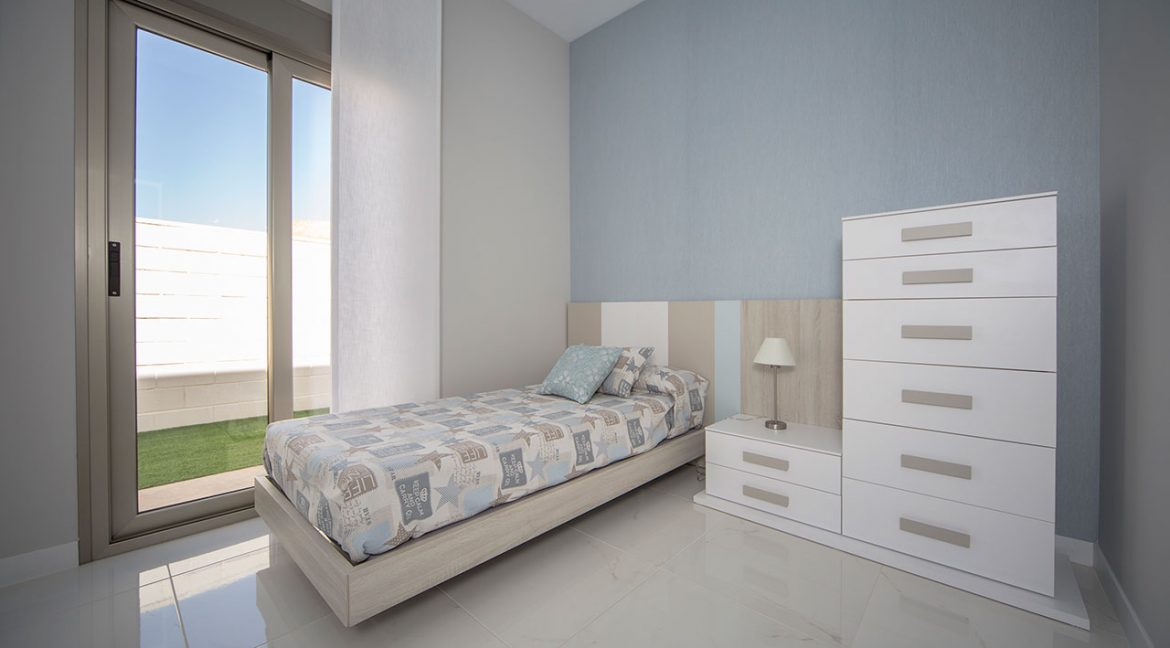New Build 3 Bedrooms Villas with Swimming Pool For Sale in Orihuela Costa (7)