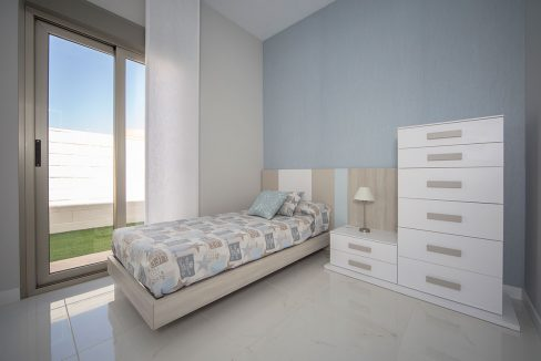New Build 3 Bedrooms Villas with Swimming Pool For Sale in Orihuela Costa