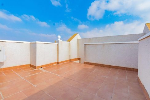 Renovated 3 Bedrooms House For Sale in Torrevieja - Los Balcones - Swimming Pool - Basement - Solarium