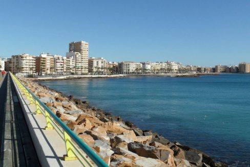 2 Bedrooms Apartment For Sale With Terrace And 250 Meters From Acequion Beach – Torrevieja