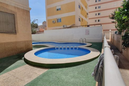2 Bedrooms Apartment For Sale with Swimming Pool in Nueva Torrevieja (2)