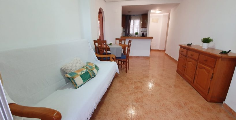 2 Bedrooms Apartment For Sale with Swimming Pool in Nueva Torrevieja