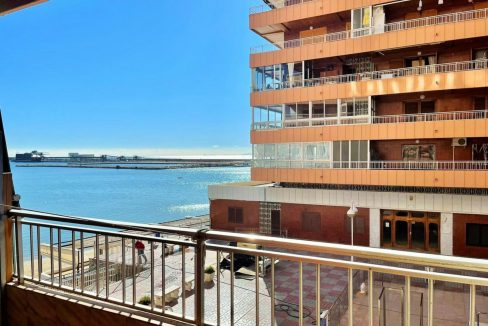3 Bedrooms Apartment First Line in Acequion Beach For Sale - Torrevieja
