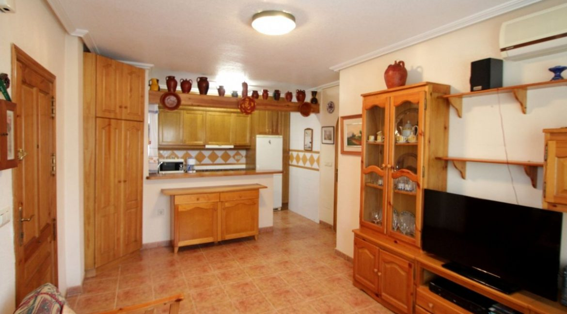 3 Bedrooms Corner Townhouse with Sea Views For Sale in Orihuela Costa (14)