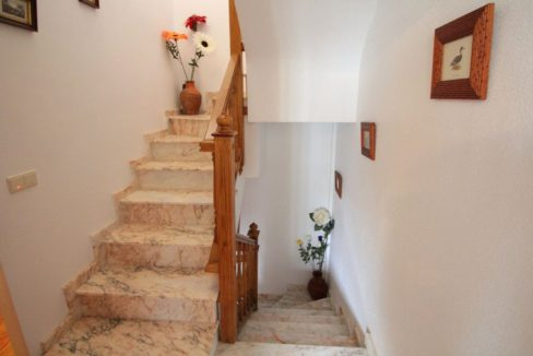 3 Bedrooms Corner Townhouse with Sea Views For Sale in Orihuela Costa (19)