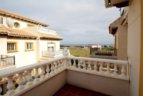 3 Bedrooms Corner Townhouse with Sea Views For Sale in Orihuela Costa (25)