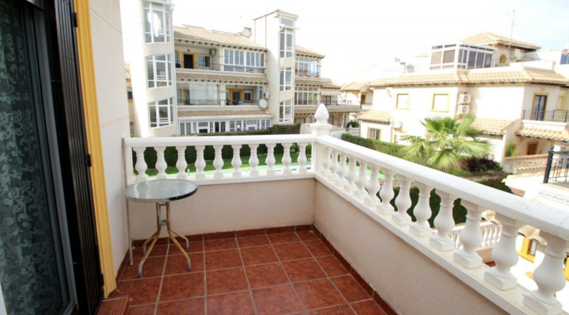 3 Bedrooms Corner Townhouse with Sea Views For Sale in Orihuela Costa (27)