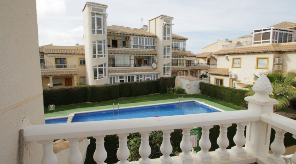 3 Bedrooms Corner Townhouse with Sea Views For Sale in Orihuela Costa (28)