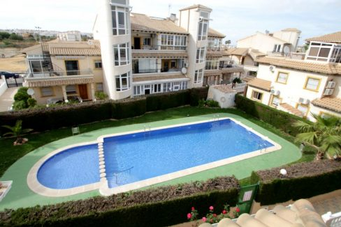3 Bedrooms Corner Townhouse with Sea Views For Sale in Orihuela Costa (6)