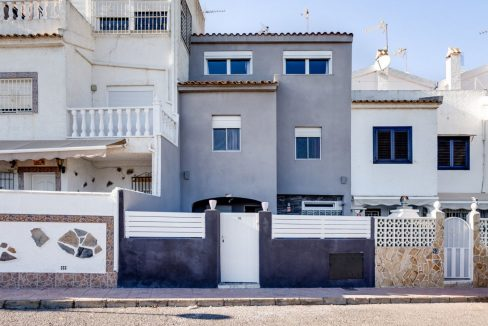 3 Bedrooms Renovated Property For Sale with Private Jacuzzi in Torrevieja