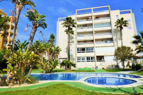 2 Bedrooms Apartment For Sale With Communal Pool In Torrevieja