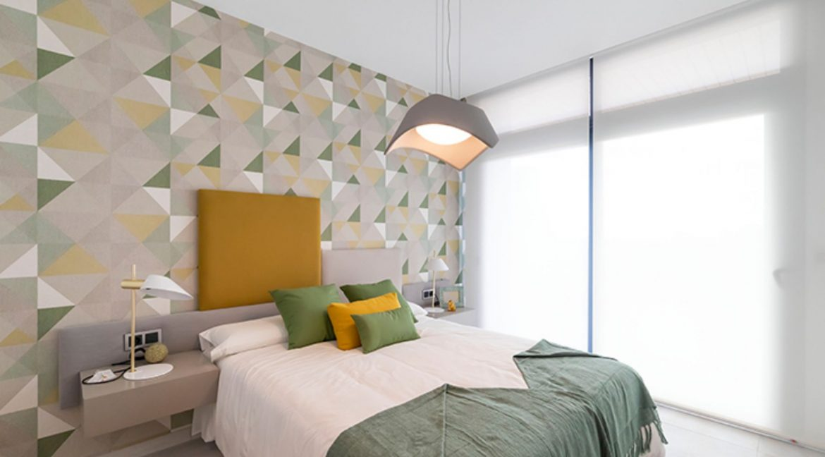 New Build Apartments with Sea Views Just 200 meters from Poniente Beach in Benidorm (4)