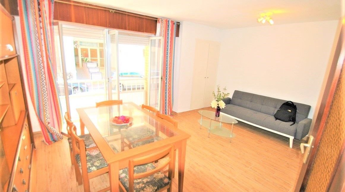 Ground Floor Apartment For Sale in Playa del Cura - 50 meters from the beach (2)