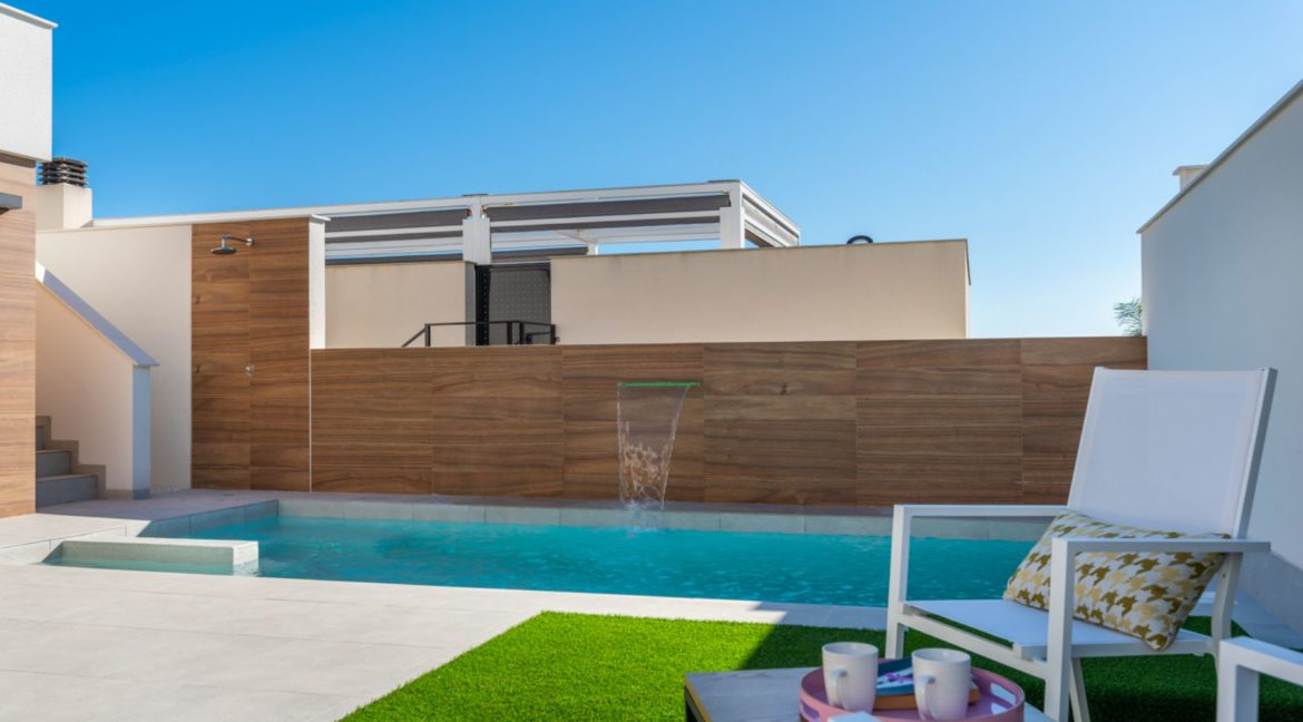 New Build 3 Bedrooms Villa with Basement and Pool For Sale in Ciudad Quesada (6)