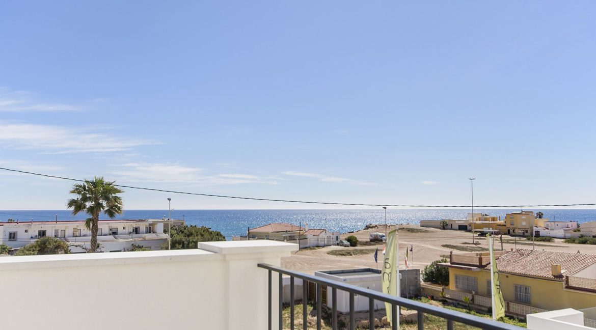 New Build 3 Bedrooms Villas with Basement For Sale in Cabo Cervera - Torrevieja (10)