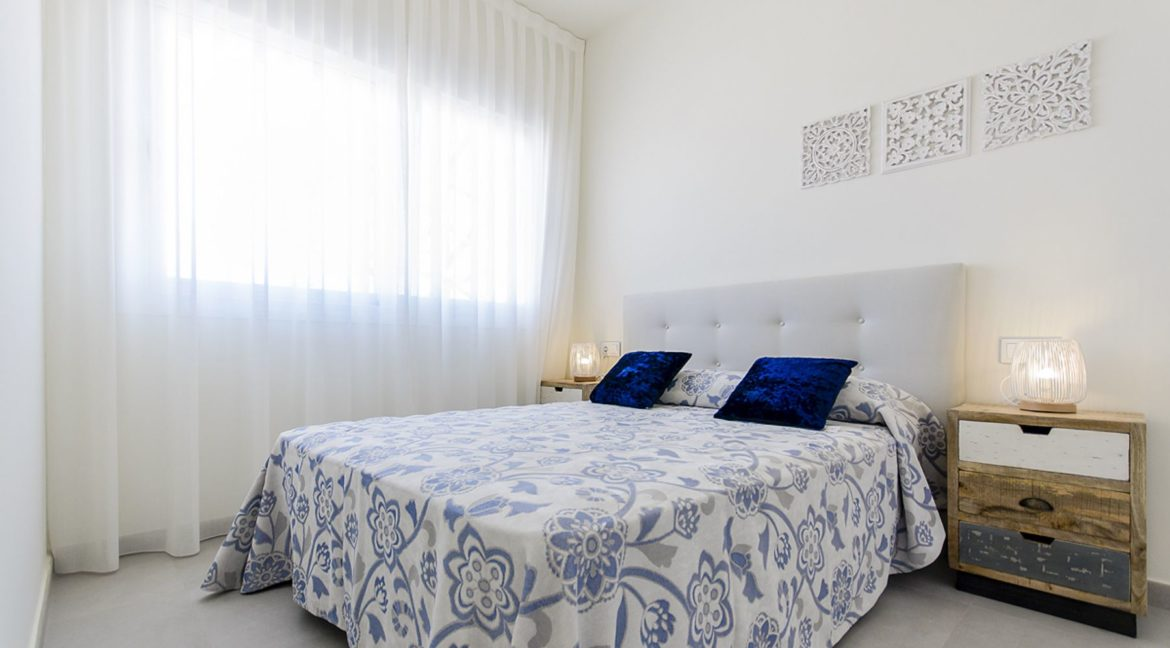 New Build 3 Bedrooms Villas with Basement For Sale in Cabo Cervera - Torrevieja (11)