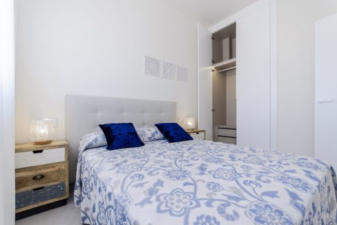 New Build 3 Bedrooms Villas with Basement For Sale in Cabo Cervera - Torrevieja