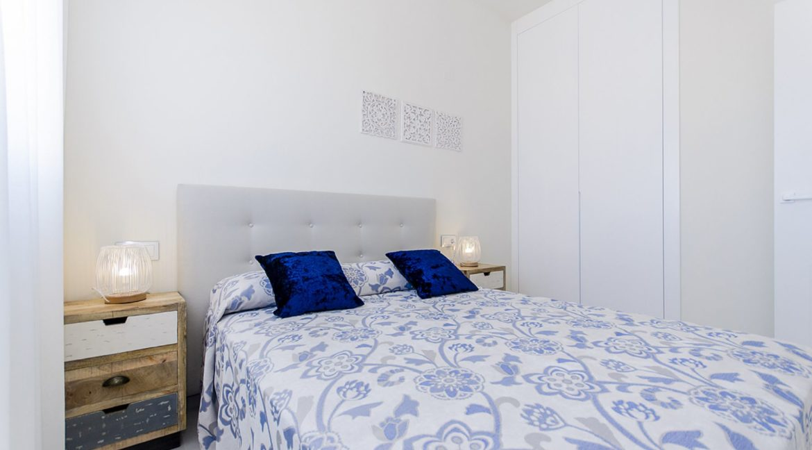 New Build 3 Bedrooms Villas with Basement For Sale in Cabo Cervera - Torrevieja (17)