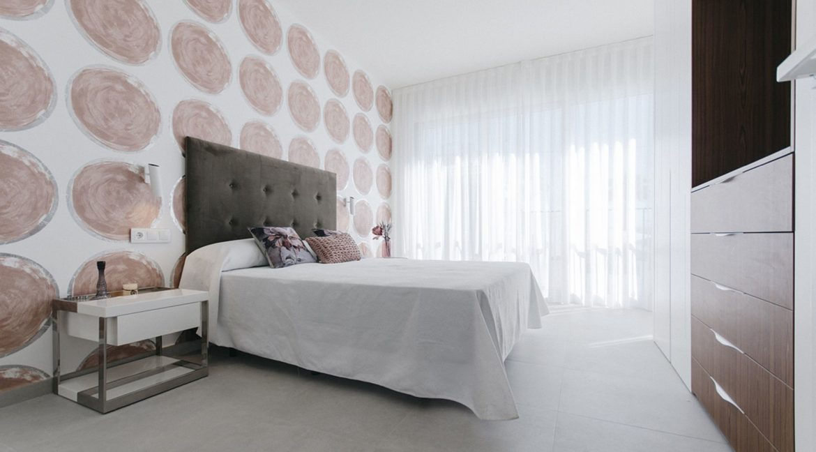 New Build 3 Bedrooms Villas with Basement For Sale in Cabo Cervera - Torrevieja (35)