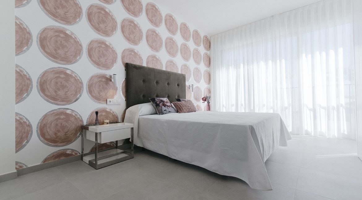 New Build 3 Bedrooms Villas with Basement For Sale in Cabo Cervera - Torrevieja (36)
