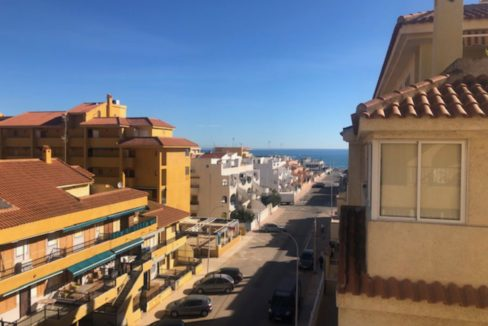 1 Bedroom Apartment with large terrace and swimming Pool For Sale in La Mata - Torrevieja