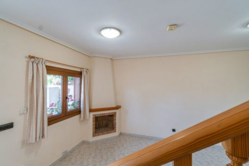 2 Bedrooms Duplex Townhouse For Sale in Orihuela Costa with Solarium and Pool