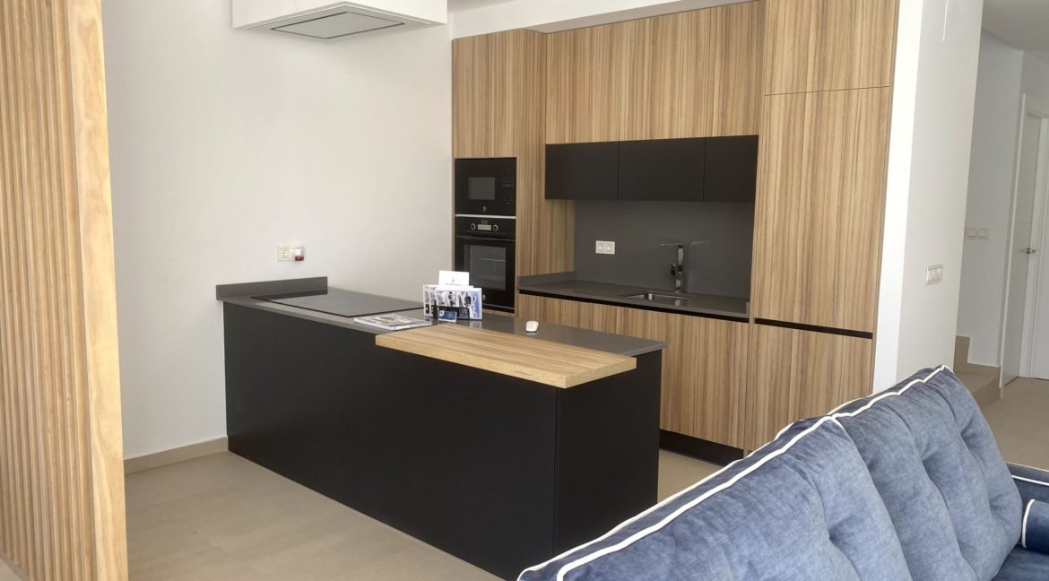 3 Bedrooms New Build Semi-detached with Private Pool For Sale in Benijofar (11)